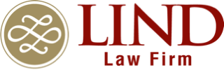 Logo for Lind Law Firm